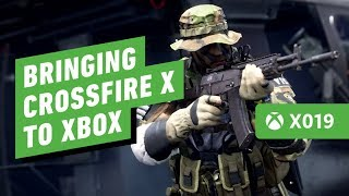 CrossfireX Brings a Beloved Worldwide Franchise to a New Audience - IGN Live | X019