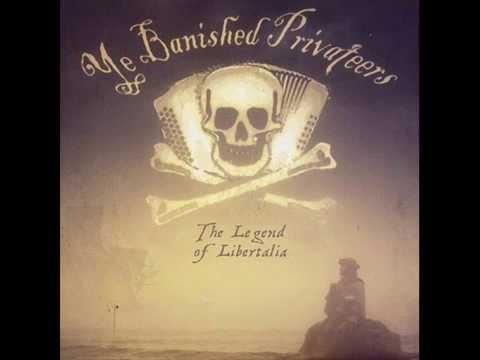 Ye Banished Privateers - Gangplank