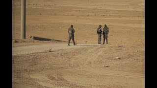 CNN gets an exclusive look into the war in Syria, with the US Special Forces.