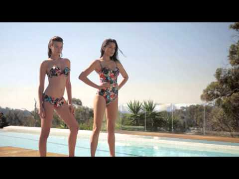 Get Swimwear Ready with Jessica Gomes.