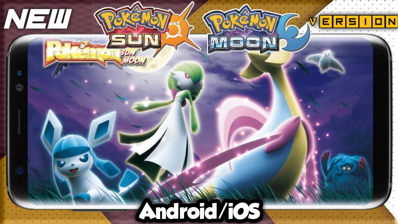 How to download pokemon sun and moon on android and iOS |Gamer Pramod
