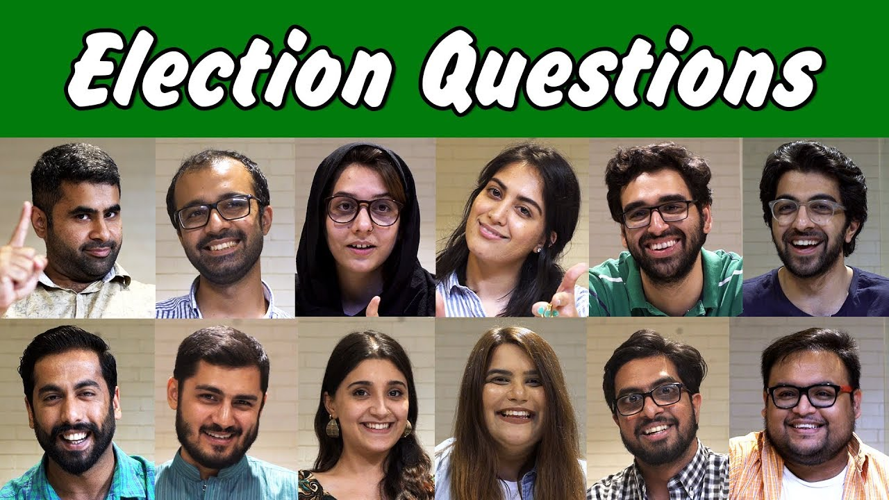 Pakistan Election Questions 2018 | MangoBaaz