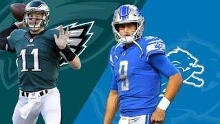 Detroit Lions beats the Philadelphia Eagles 27-24 recap
