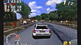 SEGA RALLY CHAMPIONSHIP 1995 EXPERT COURSE by MBK-GIL