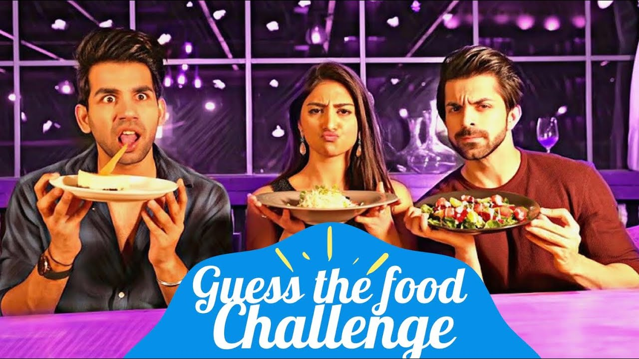 Guess the Food Challenge | Rimorav Vlogs