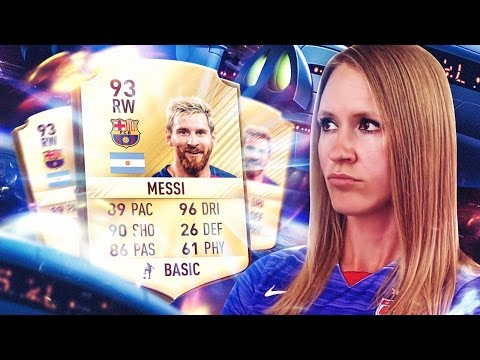 *NEW SERIES* MISSION TO MESSI !! FIFA 17 ULTIMATE TEAM #1