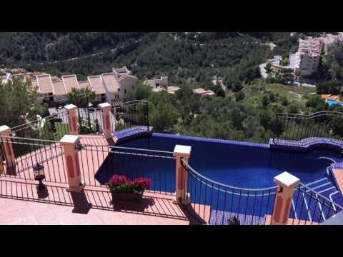 Luxurious villa for SALE in Altea Hills, Spain