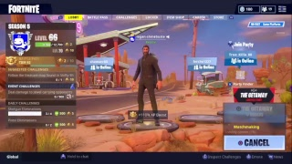GETAWAY FORTNITE Battle Royale SQUAD MODE HOTSHOT GAMING IS LIVE