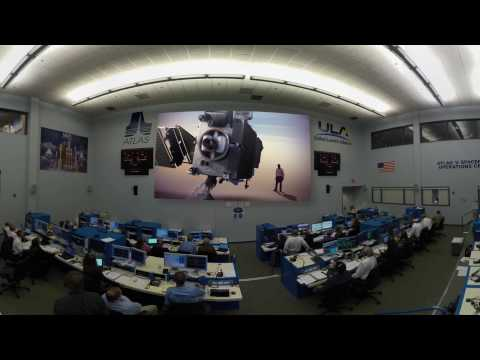 GOES-R Satellite Launch 360-Degree Video