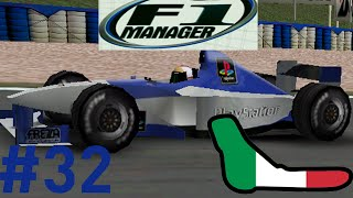 F1 Manager: Minardi Manager Career - Part 32 - Italy