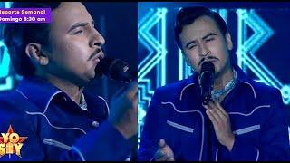 """Imitador de Pedro Infante cantó """"Deja que salga la Luna"""" en la gala del sábado - Yo Soy"""