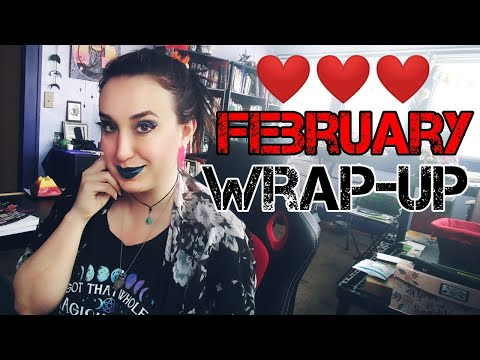 February Wrap-up 2019 // Witchcraft // Tarot // Life