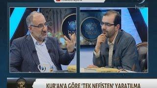 04-03-2016 İnsanın Yaratılışı – Mustafa İSLAMOĞLU – Vahiy ve Hayat – Hilal TV