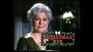 1986 - Christmas Eve starring Loretta Young