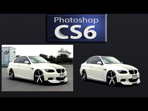 Как сделать изображение в картинке на прозрачном фоне либо другом в photoshop cs6