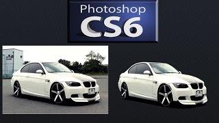 Как сделать изображение в картинке на прозрачном фоне либо другом в photoshop cs6(В этом видео покажу как вырезать объект с картинки фотографии и заменить задний фон на прозрачный либо..., 2015-09-03T14:53:09.000Z)