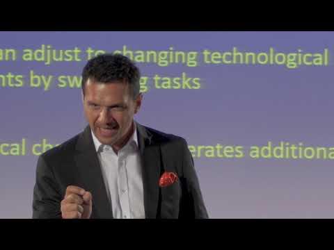 TEDx Talks: Rethinking digitalization - prepare for a revolution | Markus Tomaschitz | TEDxMCInnsbruck