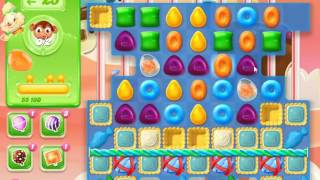 Candy Crush Jelly Saga Level 708 - NO BOOSTERS