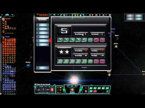 Star Trek Armada 3 Mod For Sins, Romulans Vs Federation