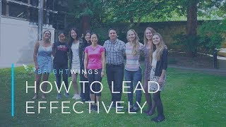 Yi Yun's Outcome | How to Lead Your Team Effectively