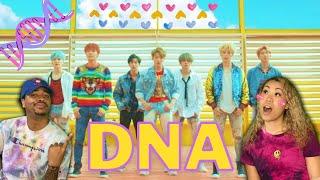 BTS (방탄소년단) 'DNA' Official MV (REACTION)