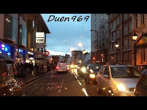 London Streets (479.) - Fulham - Chelsea - Pimlico - Lambeth