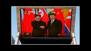 News Kim Jong Un ends visit to China with a message for the US