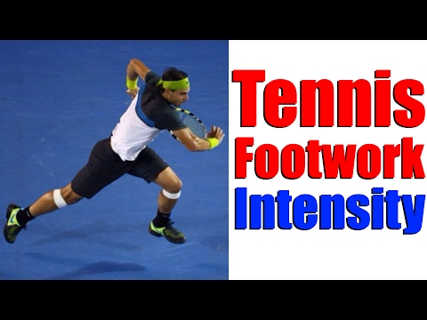 Tennis Footwork - This Is What Good Footwork Looks Like 🎾