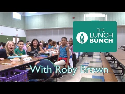 The Lunch Bunch - Kendall Ganong - Round Rock ISD