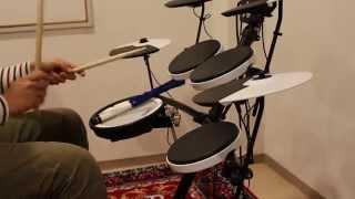 お手軽コンパクト電子ドラム! ROLAND(ローランド) V-Drums TD-1KV @豊橋市 シライミュージック