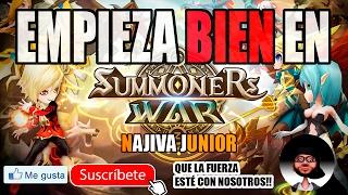 Summoners War   (GUIA DESACTUALIZADA, NO SIRVE) NajivaJunior Cap. 1 Guia Para Empezar Bien.