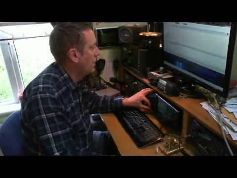 Working A65EE United Arab Emirates on 15m RTTY