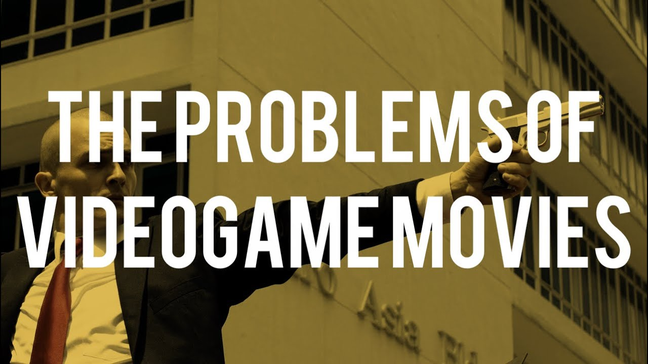 the problems of videogame movies video essay the problems of videogame movies video essay