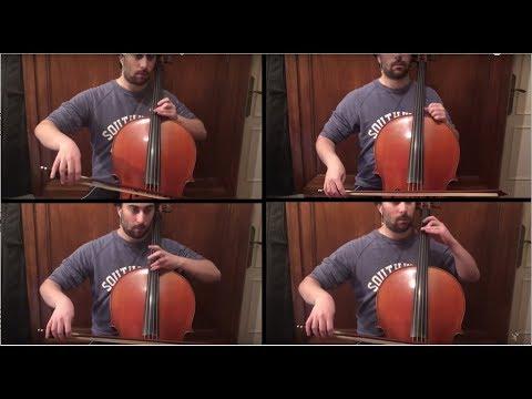 Aurene Theme | Cello Cover - Guild Wars 2 thumbnail