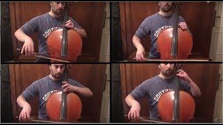 Aurene Theme   Cello Cover - Guild Wars 2 Living World OST