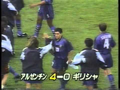 HIGHLIGHTS OF THE FIFA WORLD CUP 1994 ①