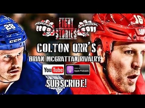 Great story. This podcast is awesome they have alot of hockey legends.