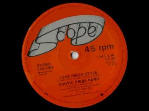 Erotic Drum Band - Love Disco Style