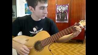 Как играть Цыганочку на гитаре: видеоурок