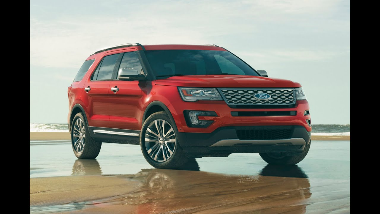 2016 ford explorer platinum in depth review and test. Black Bedroom Furniture Sets. Home Design Ideas
