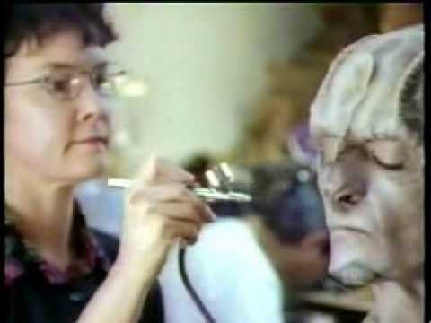 Michael Westmore Discusses the Cardassian Makeup Creation For Star Trek: The Next Generation