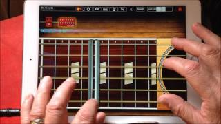 STEEL GUITAR by Yonac - Quick Play Demo for the iPad