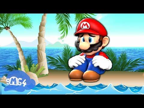 SMG4: Mario Gets Stuck On An Island