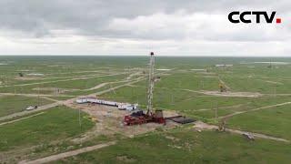 中国石油油气产量首次突破2亿吨 |《中国新闻》CCTV中文国际 - YouTube