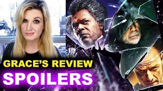 Glass Spoiler Review