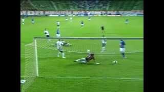 Bahia 0 x 1 Cruzeiro pela 16ª rodada do  Brasileirão 2012 - 11/08/2012 (Melhores momentos)