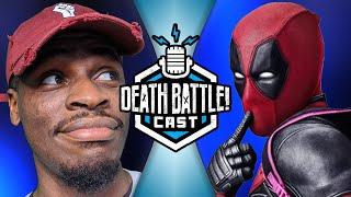Deadpool VS Mask Sneak Peek | DEATH BATTLE Cast #154
