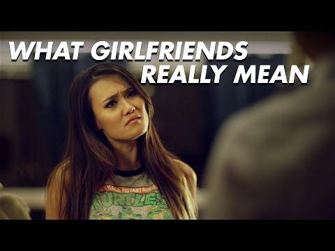 What Girlfriends Really Mean ft. Jennifer Nguyen - LIFE OF BRI