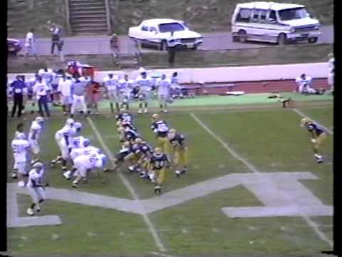 Westmar vs South Dakota Tech 96' pt1