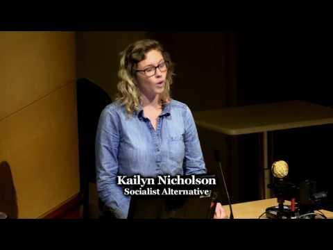 Seattle Socialism Conference - April 2, 2017 - University of Washington